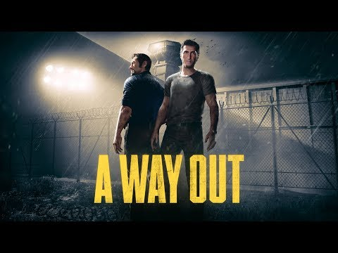 A Way Out Official Reveal Trailer